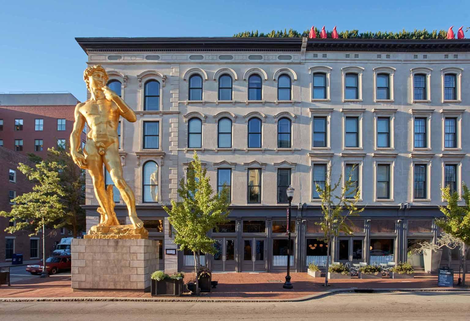 21c Museum Hotel – Louisville, KY