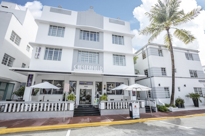 Chesterfield Hotel – Miami Beach, FL