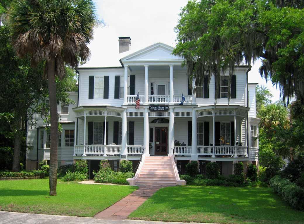 Cuthbert House Inn Beaufort, SC