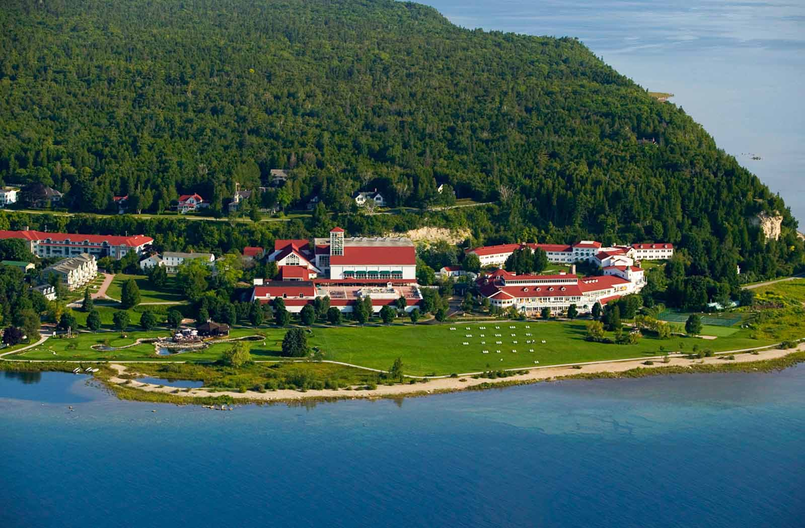 Mission Point Resort – Mackinac Island, MI