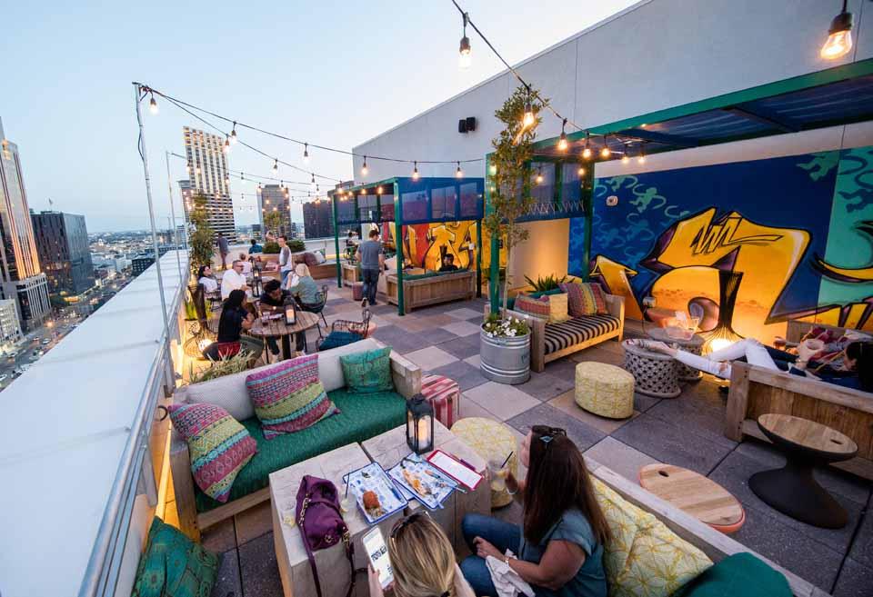 The Troubadour Hotel – New Orleans, LA