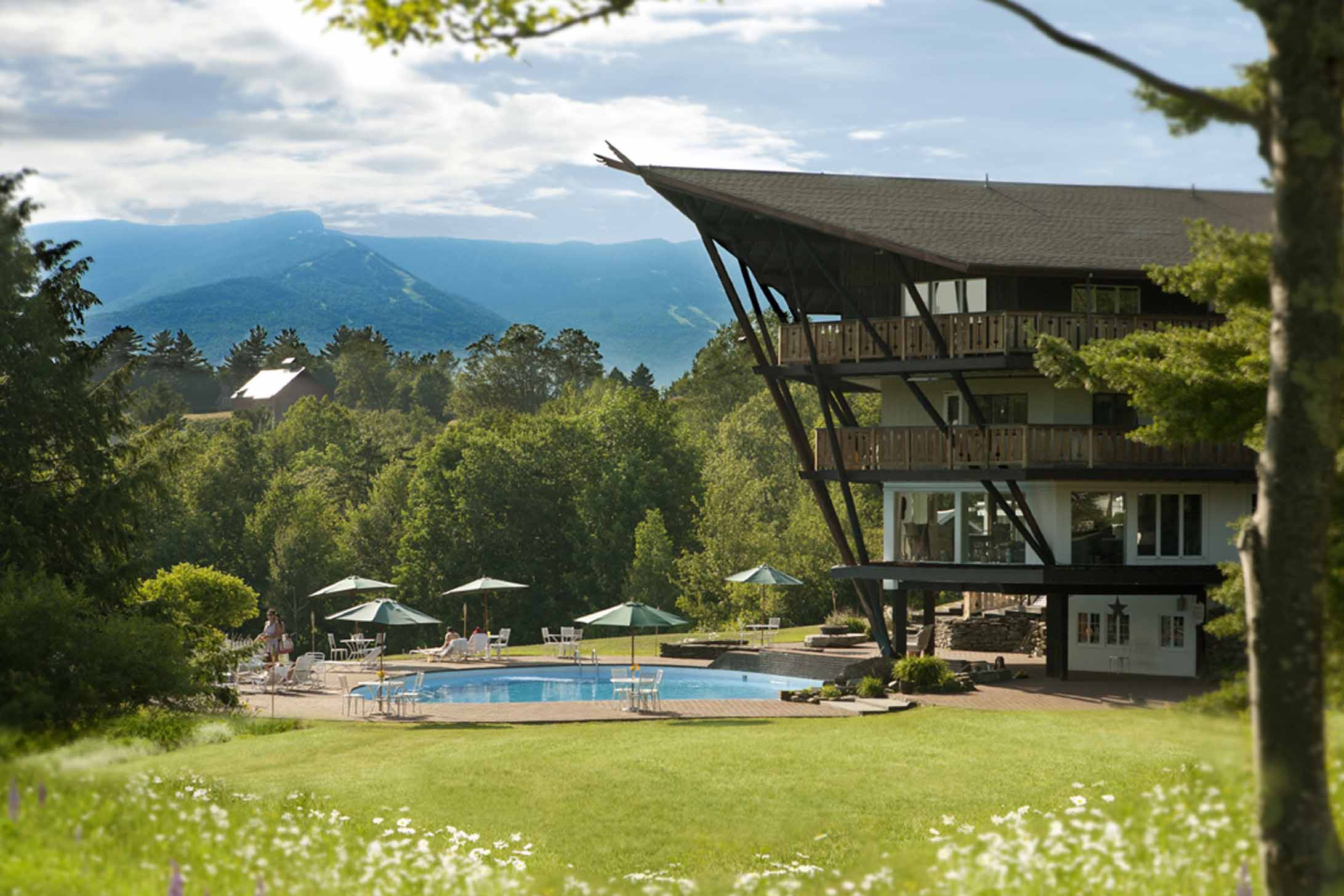 The Stowehof – Stowe, VT