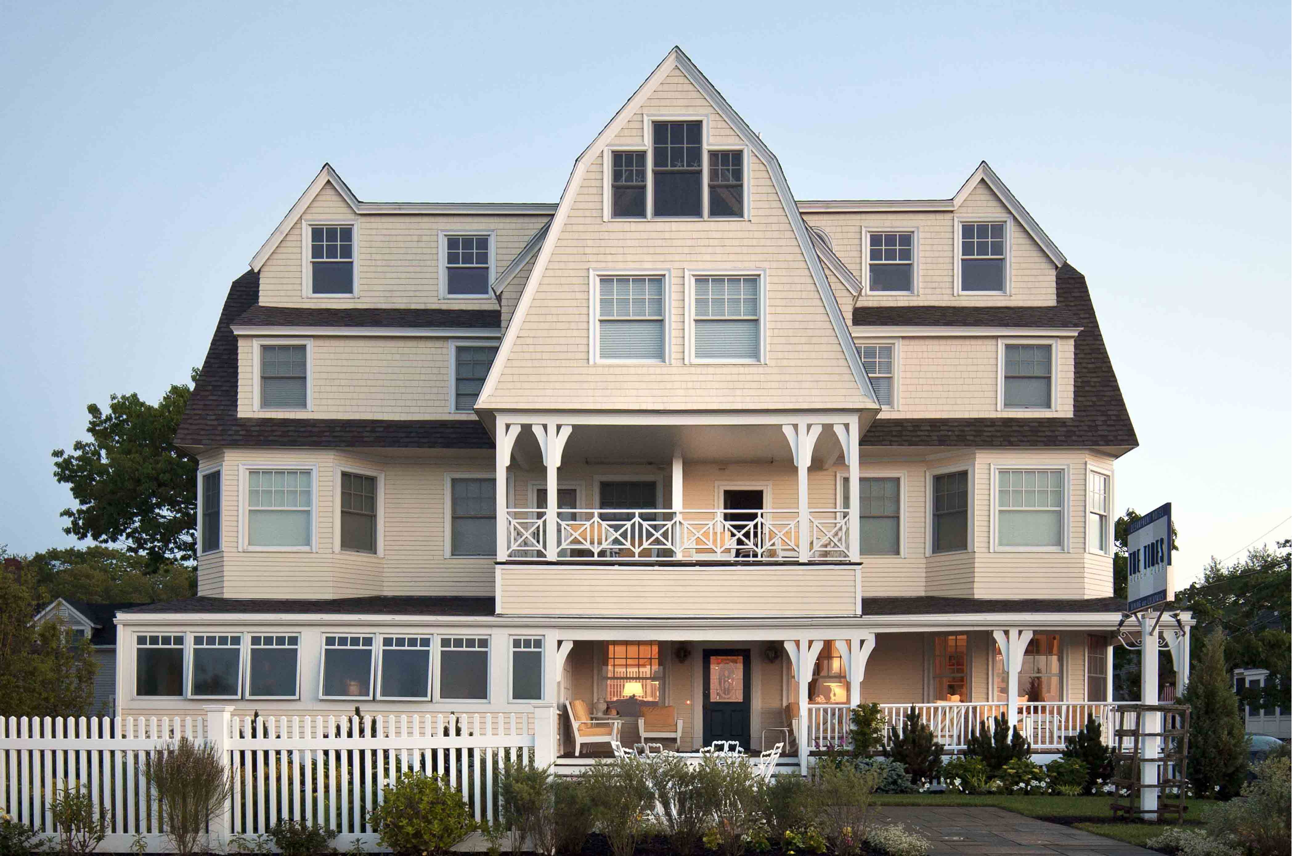 The Tides Beach Club – Kennebunkport, ME